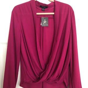 Ladies Crossover blouse. BNWT